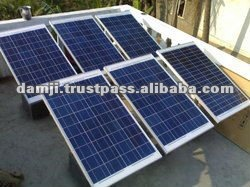 High Efficiency 10KW Solar Panel System for Home Use
