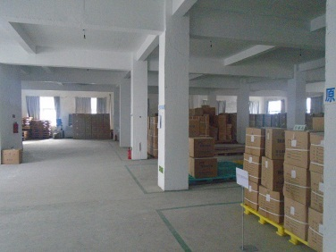 Warehouse (Plastic bottles)