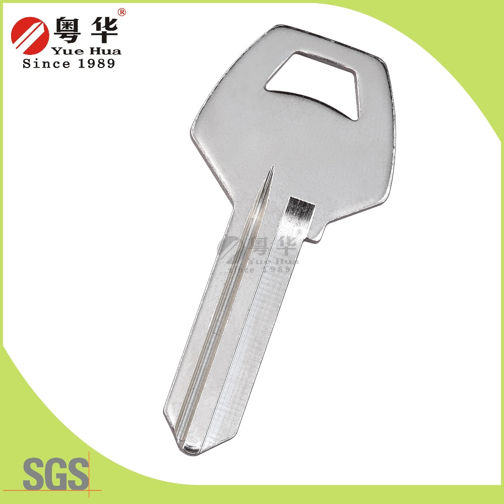 Top Security color elevator door keyblank for over marketing