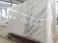 Wholesale Price Hotel White Cultured Marble Slabs Sheets