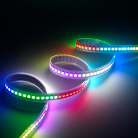 2014 5050 smd rgb led strip ws2811 2013 hot sale full color indoor module display 20-22lm For Home Lighting