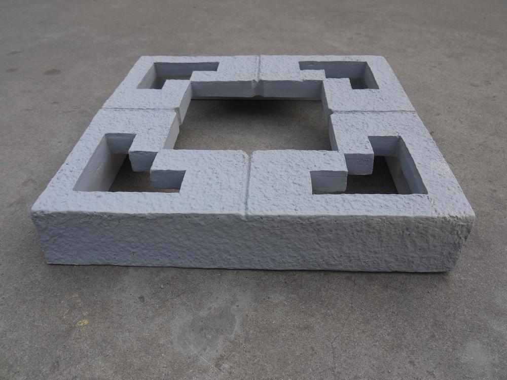 Stone Foam Panels : Pu polyurethane foam bricks panel stone view