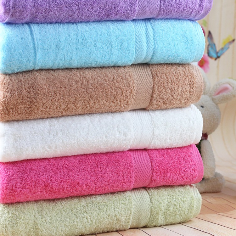 100% cotton 5 star hotel towel/16s full hotel towel set white color hotel bath towel