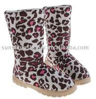 New style beautiful sheepskin casual boots