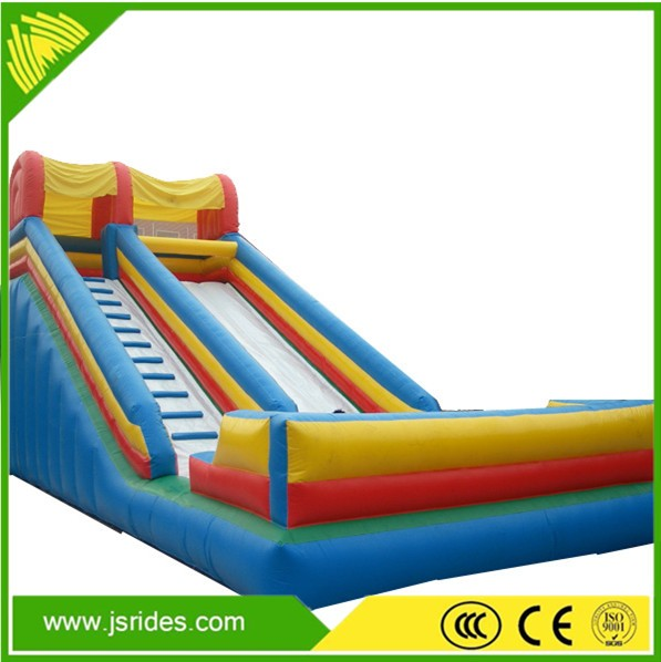 Cheap price playground inflatable water slide for sale