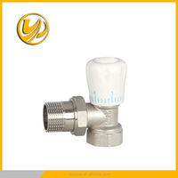 adjustable check valves brass