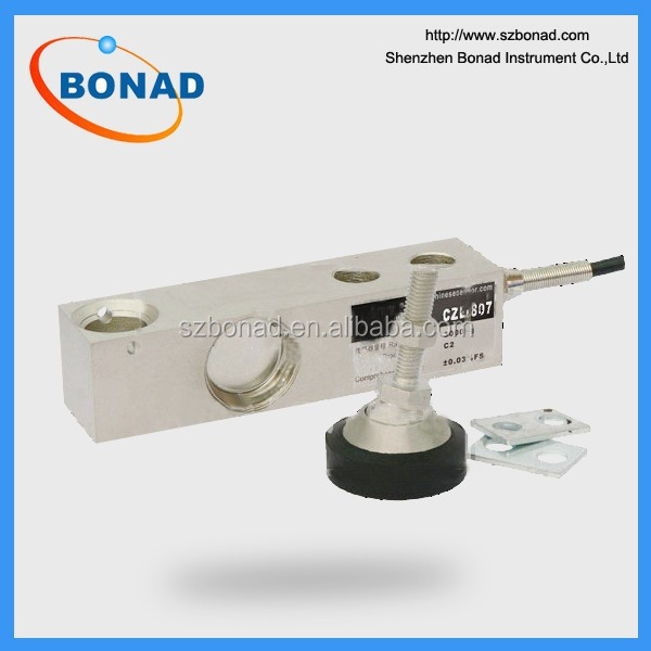 0.5 ton to 5 ton low cost load cell CZL807 weighing sensor