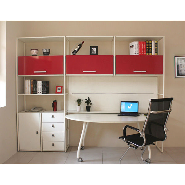 Modern Study Design Bookcase With Study Table   Buy Bookcase With Study  Table,Study Table,Bookcase Study Table Product On Alibaba.com Part 48
