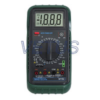 MASTECH MY62 1999 Counts Manual range Digital Multimeter
