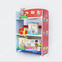children toys new 2016 style kids wooden storage shelf with Ecology Coatings