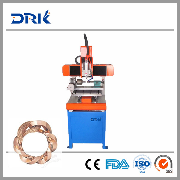 Derek Mini cnc jewelry machine wedding ring /300*400mm new design