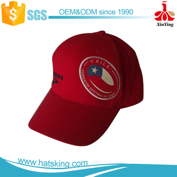 promotion customized sport bump ball caps and hats