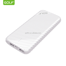 2017 Durable power bank 10000mah competitive price