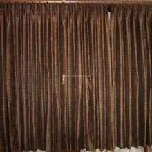 High Quality Jacquard Curtains Home Curtains Cheap Window Curtains Foshan