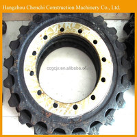 R210LC excavator undercarriage sprocket/ driving wheel /roller