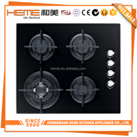 Discount Battery/Electric Ignition beautiful gas hob cheap kitchen appliances (PGR6041G-ACB)