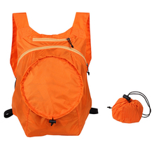 Lightweight 28L waterproof nylon compressible packable mini backpack