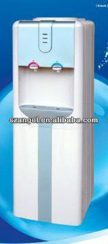 compressor cooling hot and cold water dispenser