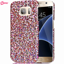 new aluminum bling phone case ultra slim luxury new case for samsung s7