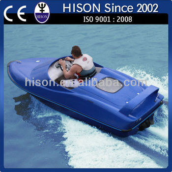 Unthinkable 2014 Hison brand hot selling Jet Boat