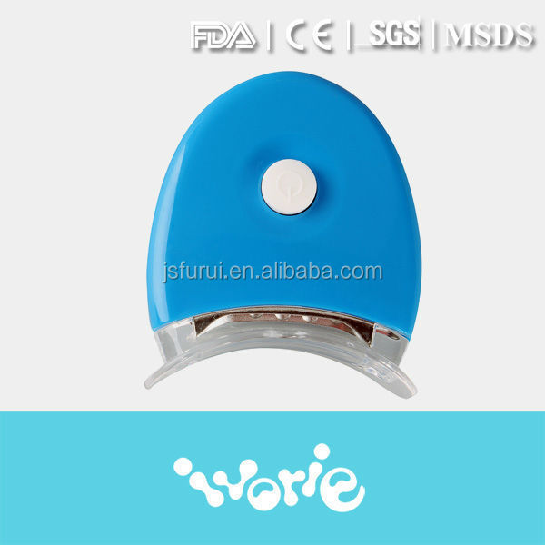 Hot sales led teeth whitening lamp for teeth whitening kits