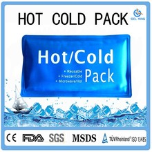 2017 Trending Products Health Care Sport Reusable Hot / Cold Gel Ice Pack Muscle / Back Pain