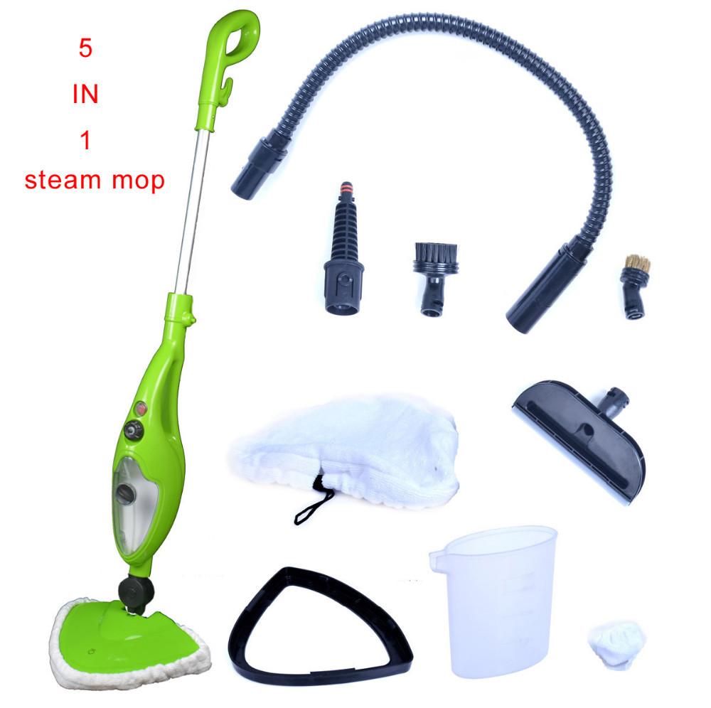 Best Handheld Steam Cleaner 5 In 1 X5 Steam Mop Ce As Seen
