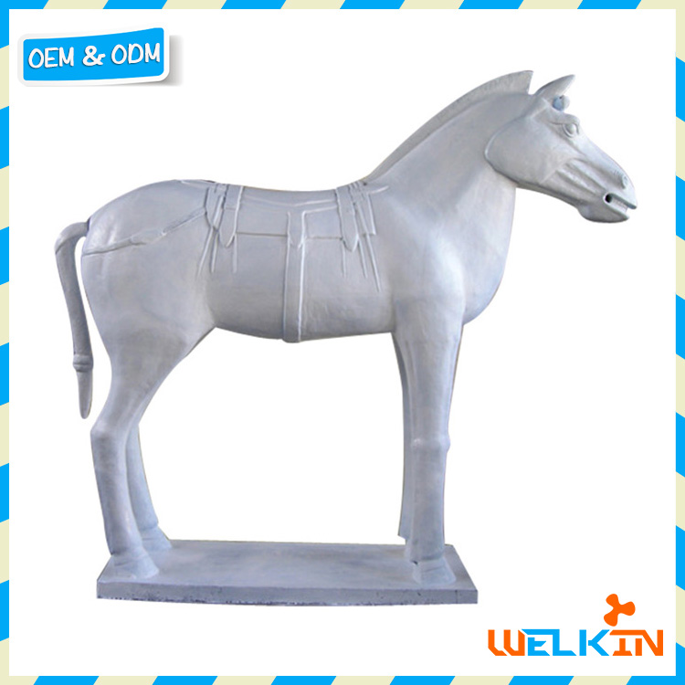 Chinese terracotta warrior horse sale factory price