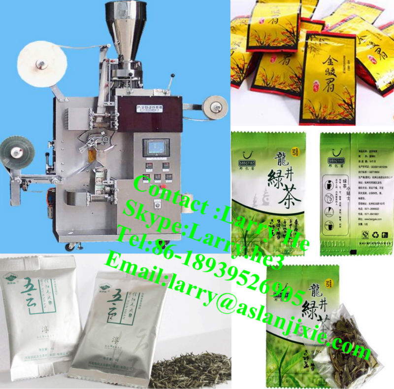 tea bag packer/tea packaging machine/tea packing machine
