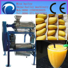 high quality and factory price Mango paste/pulp beating machine