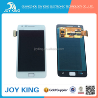 Complete factory price oem best sale for galaxy s 2 i9100 lcd touch screen digitizer