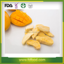 Bulk FD Fruit Freeze Dried Mango Without Additives