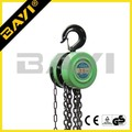 Popular anchor chain block, 2 ton chain block, chain pulley blcok with cheapest price