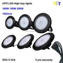 High quality new indoor 120w 150w 200w 250w 300w 350w 400w 500w led high bay light