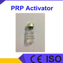 China PRP kit Thrombin/ Calcium chloride PRP Activator