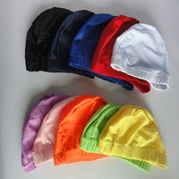 Free Shark cheap price swimming usage lycra swim caps