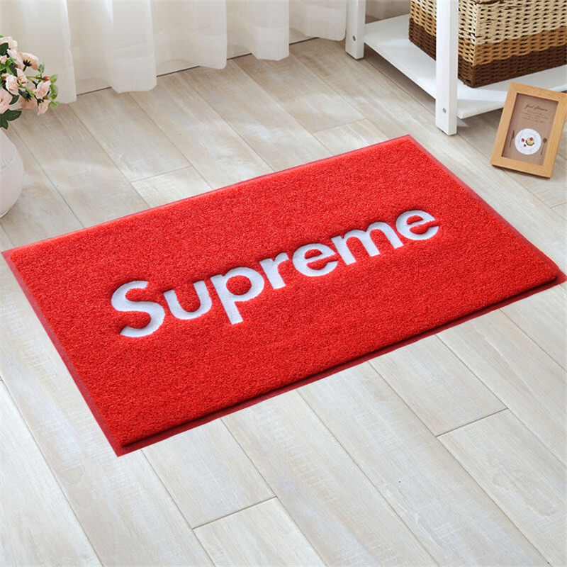 Anti-slip and waterproof Door mat can be customized PVC coir mat