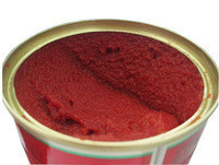2014 canned tomato paste Thailand