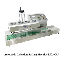 Fully Automatic PET Bottle Electromagnetic Induction Sealing Machine