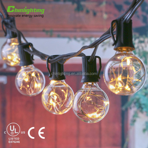 low voltage light string 37v 12ft led copper wire christmas string lights fairy lights