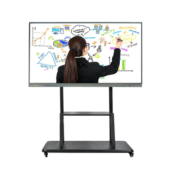 Digitale Vision Touch Interactieve Whiteboard Smart Board Interactive Whiteboard School White Board
