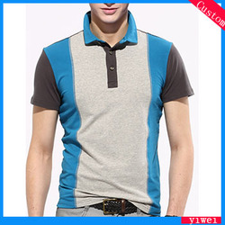 Polo Shirt Import Design with Combination