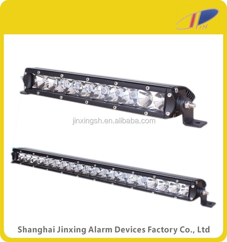 amber led light bar, airport vehicle light bar, black led light bar