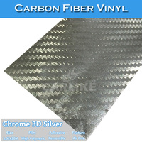 Good Packing And Shipping Stickers Factory Chrome 3D Carbon Fiber Second Hand Car Wholesale