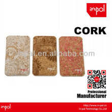 light weight cork leather case for iphone5s original