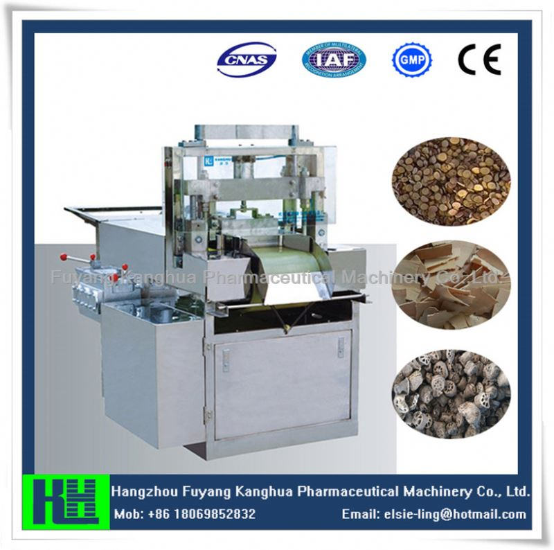 Good effect herbs slicing leaves cut coconut meat cutting machine