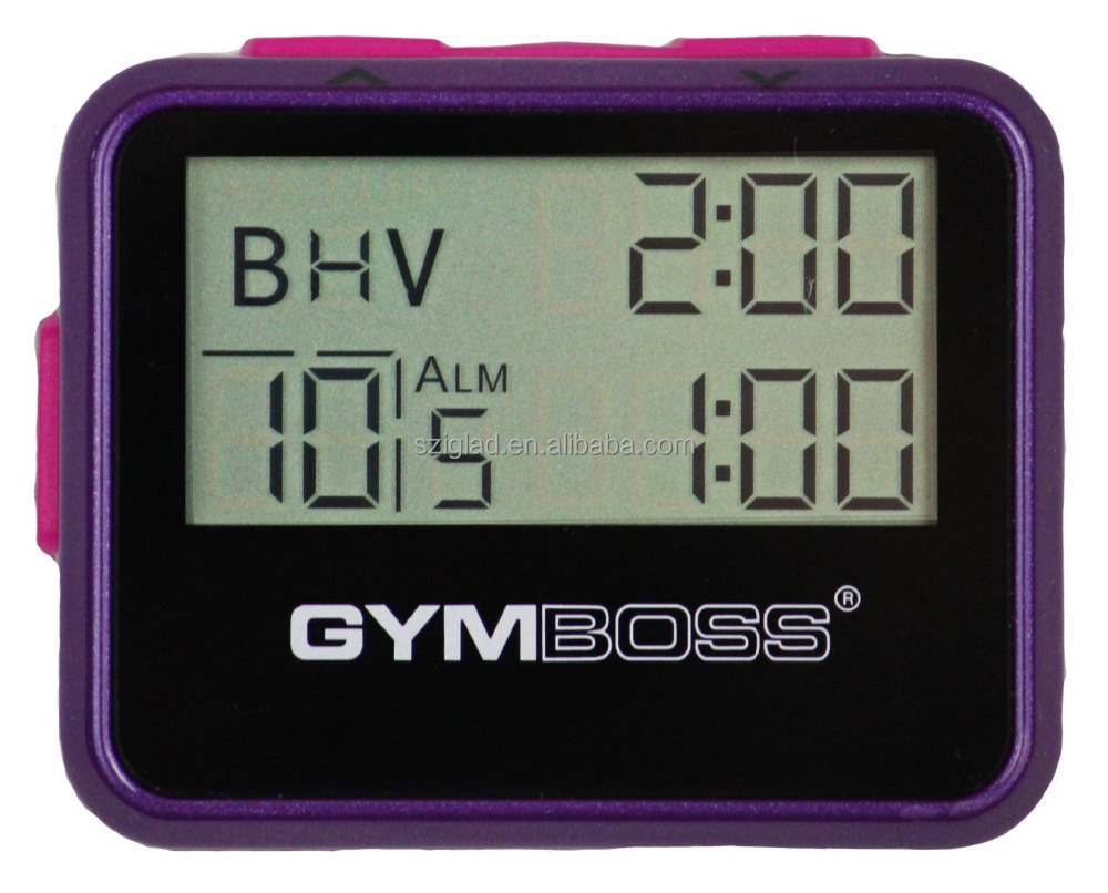 WATERPROOF PORTABLE MULTIFUNCTIONAL SPORTS <strong>TIMER</strong>