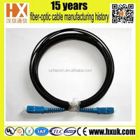 High quality FTTH drop patch cord manufacturer from China
