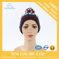 Newest Winter Knitted popular hat for girl