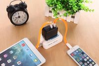 Hot Selling Mobile Charger, Mobile Phone Charger with Dual Output